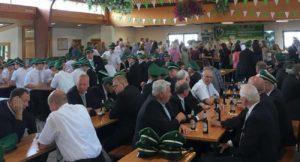 Schützenfest 2019 / Frühschoppen und Festzug @ Schützenhalle Medelon  | Medebach | Nordrhein-Westfalen | Deutschland