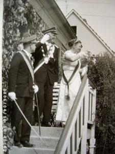 Kaiserpaar 1964