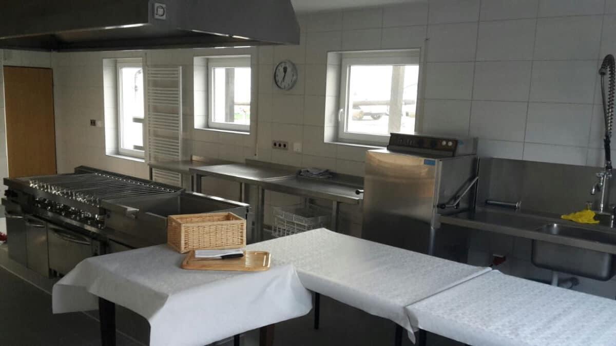 Renovierung Küche | Schützenverein Medelon