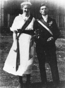 Königspaar 1921