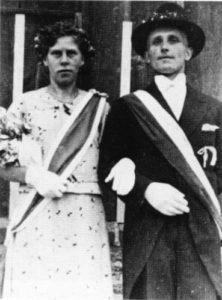 Königspaare 1934
