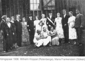 Königspaare 1936