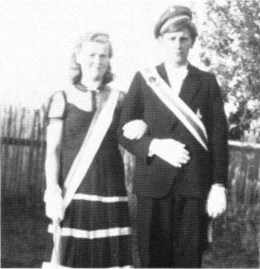 Königspaar 1947