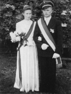 Königspaar 1950