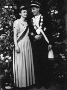 Königspaar 1951