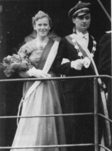 Königspaar 1954