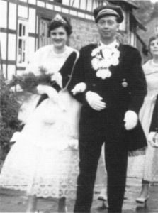 Königspaar 1959