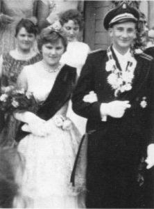 Königspaar 1960