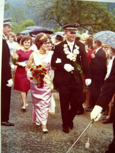 Königspaar 1967