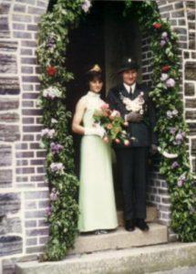 Königspaar 1970