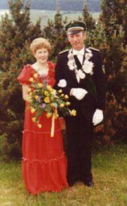 Königspaar 1980