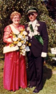 Königspaar 1981