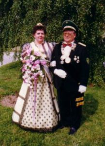 Königspaar 1985