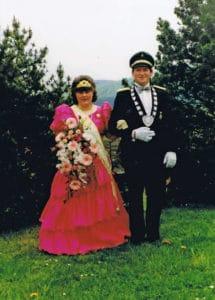Königspaar 1990