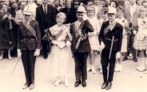 Kinderkönigspaar 1964