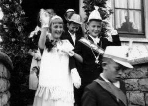 Kinderkönigspaar 1965