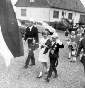 Kinderkönigspaar 1969