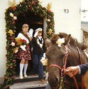 Kinderkönigspaar 1978