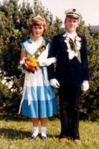 Kinderkönigspaar 1982