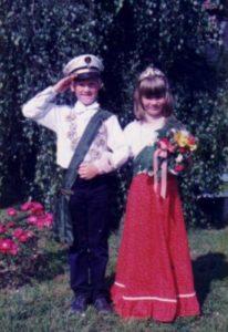 Kinderkönigspaar 1983