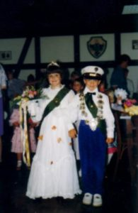 Kinderkönigspaar 1989