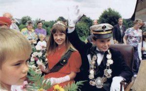 Kinderkönigspaar 1990