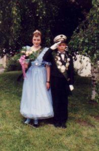Kinderkönigspaar 1991