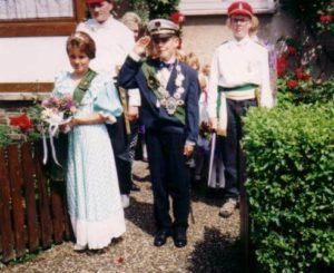 Kinderkönigspaar 1992