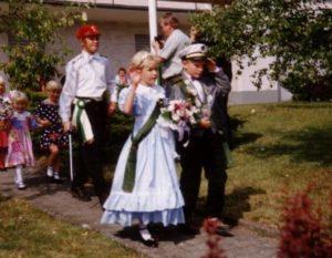 Kinderkönigspaar 1993