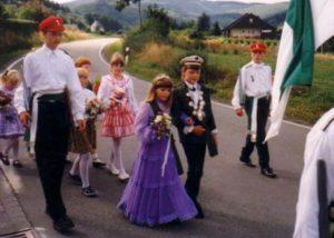 Kinderkönigspaar 1994
