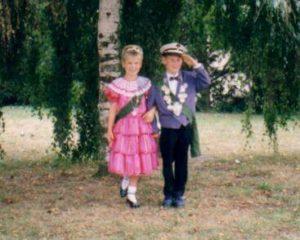 Kinderkönigspaar 1995