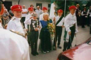 Kinderkönigspaar 1998