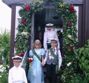 Kinderkönigspaar 2003