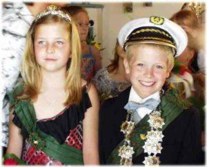 Kinderkönigspaar 2004