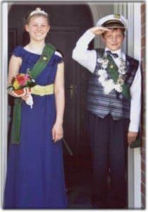 Kinderkönigspaar 2005
