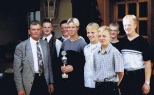 Jungschützenkönig 2001
