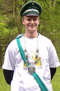 Jungschützenkönig 2007