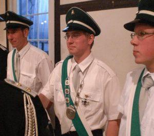 Jungschützenkönig 2008