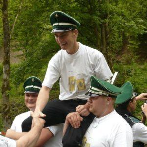 Jungschützenkönig 2009