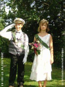 Kinderkönigspaar 2006