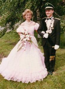 Königspaar 1986