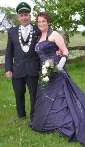 Königspaar 2015