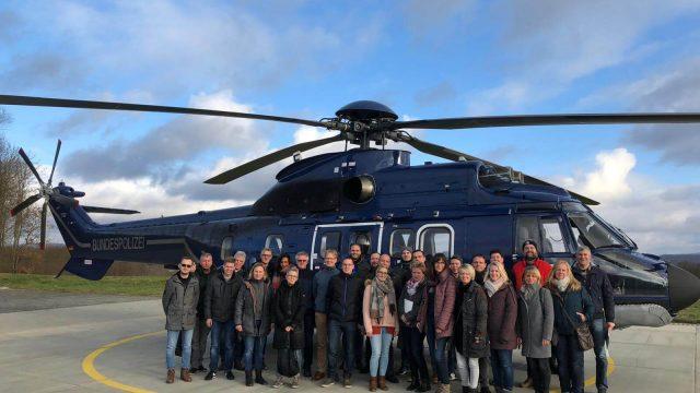 Weihnachtsfeier Vorstand Schützenverein 2019